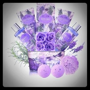 Other - Coming in Nov..Lavender and Aromatherapy Basket